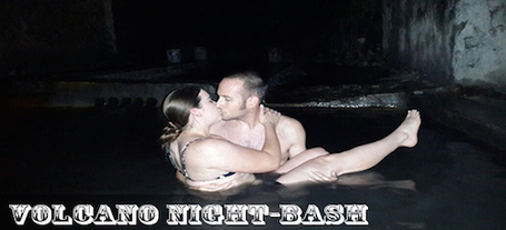 Volcano Night Bash Tour