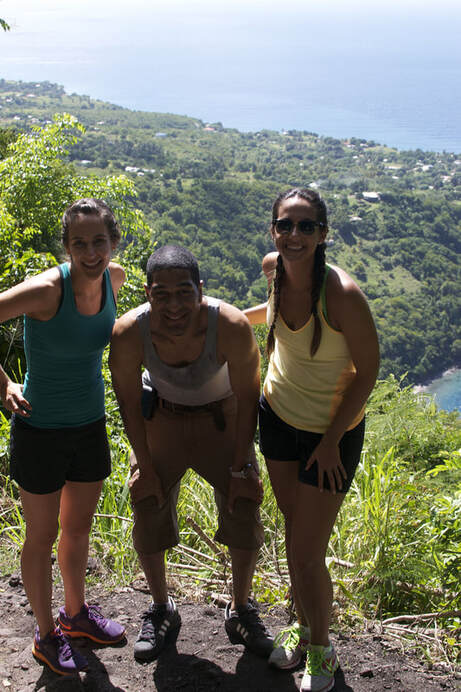can you hike gros piton without a guide